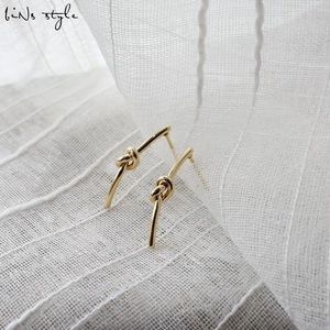 Earrings made in Korea